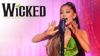 Download lagu Ariana Grande - The Wizard And I (Live at the Wicked 15th Anniversary Special)