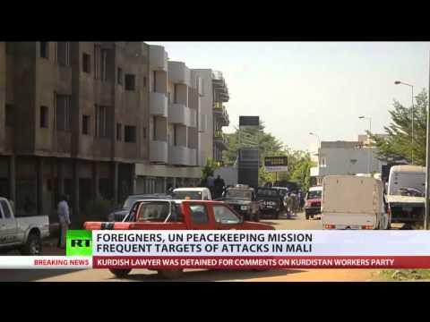 3 killed in mortar attack on UN base in Mali