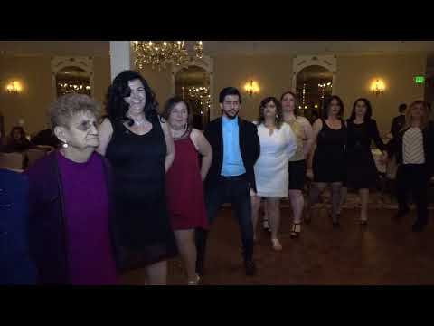Assyrian New Year Party in Chicago IL 2018/6768 with Evin Agassi & Walter Aziz