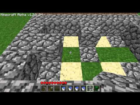 Minecraft - Wood Generator (PATCHED) - YouTube