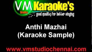 Download Hindi Video Songs - Raaja Paarvai - Andhi Mazhai Karaoke