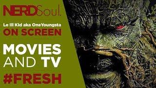 DC Universe Swamp Thing Season 1 Episode 1 Pilot Reaction & Review + Chauncey K. Robinson | NERDSoul