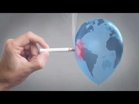 Día Mundial contra el Tabaco - 31 de mayo