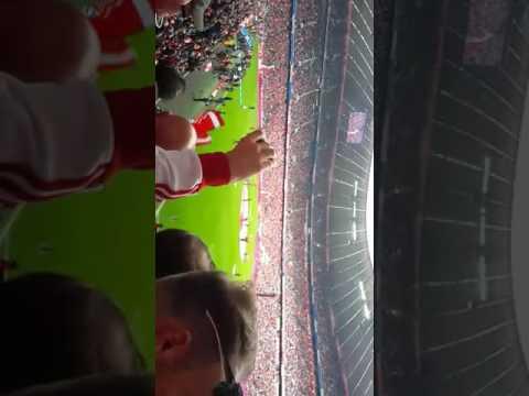 Allianz Arena FC Bayern München Aufstellung