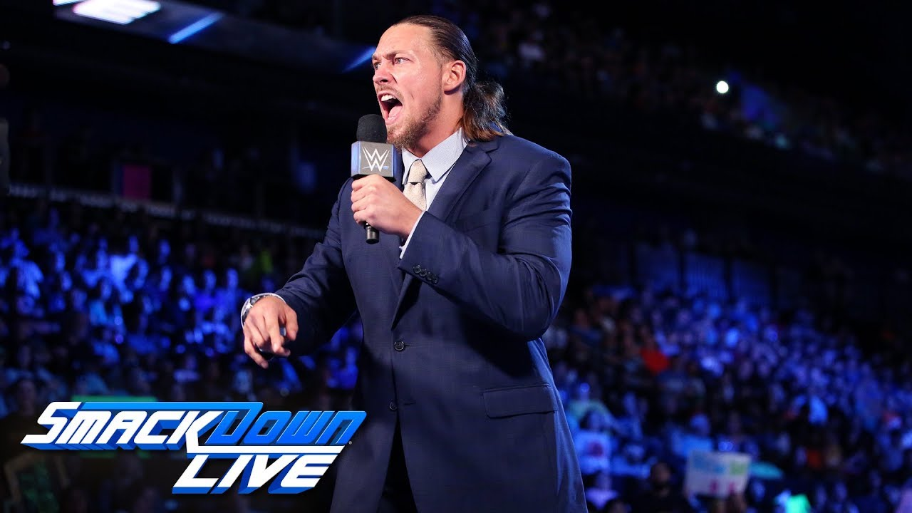 Big Cass says there is no future for Daniel Bryan: SmackDown LIVE, June 5, 2018