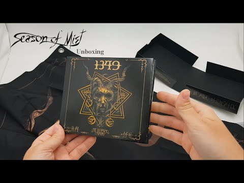 1349 - Unboxing Video Digibox - The Infernal Pathway (2019)