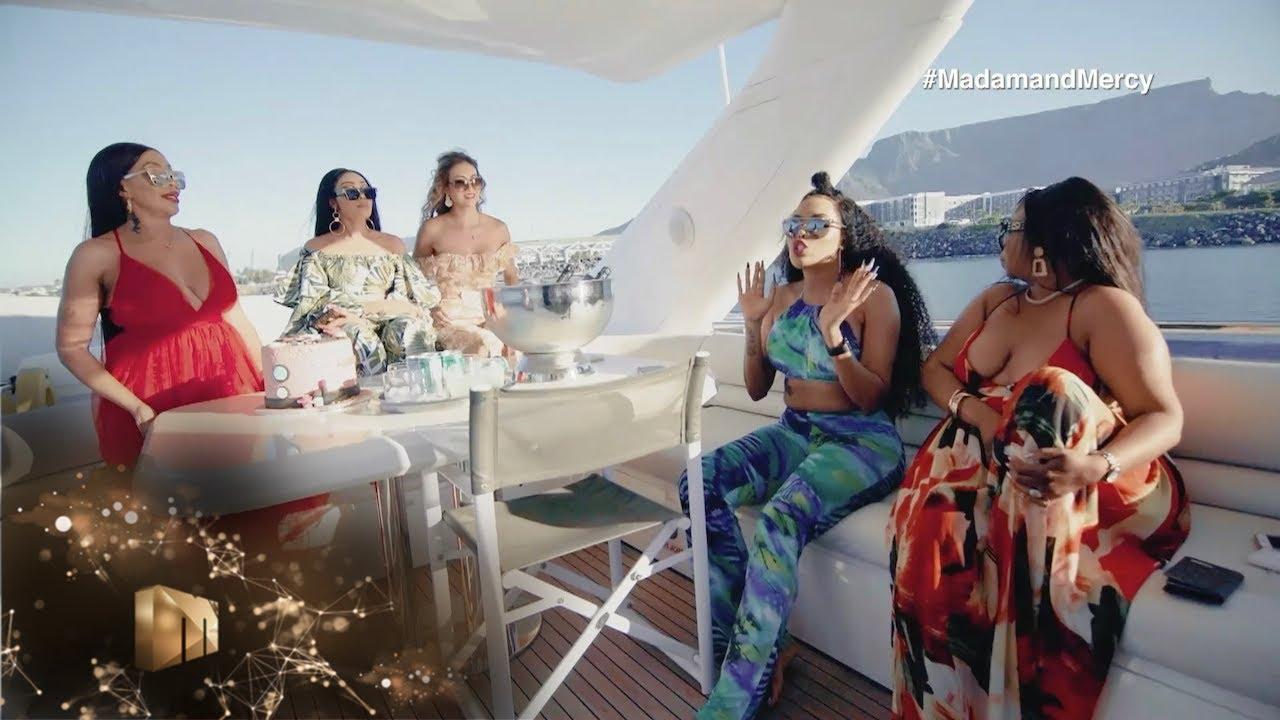 Download Surprise boat cruise – Madam & Mercy   Mzansi Magic