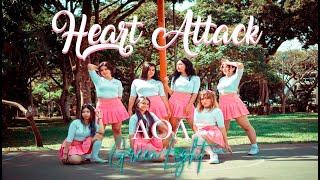 [DANCE COVER] AOA (에이오에이)- 'HEART ATTACK' + BREAKDANCE | GRE…