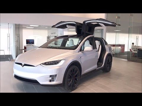 Tesla Model X P100D 2018 | Real-life review