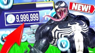 *NEW* Random VENOM Voice Troller Gave Me UNLIMITED V BUCKS In Fortnite!