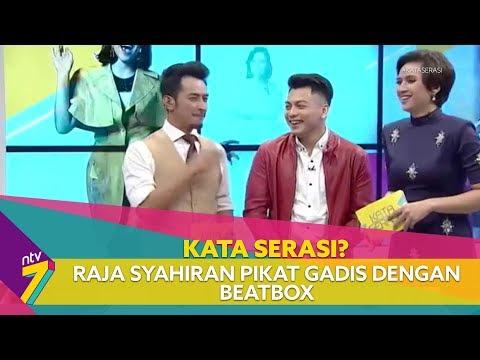 Talentime | Raja Syahiran pikat gadis dengan beatbox | Kata Serasi?