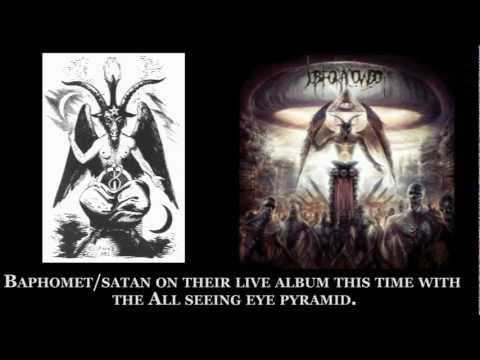 Exposing Metal Bands (satanic Illuminati) PART 2