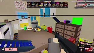 ROBLOX [] Arsenal Short Montage [] Best Moments