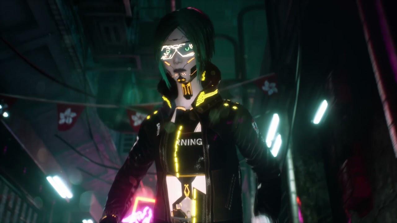 Cyber Fantasies in VR