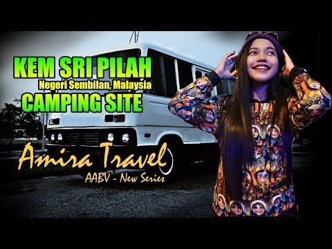 Kem Sri Pilah - Amira Travel VLOG - Malaysia Motorhome & Campervan