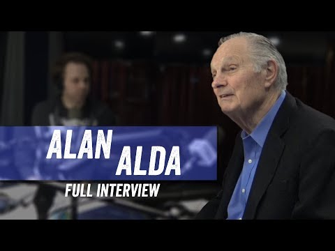 Alan Alda  Mother's Mental Illness, Communicating, MASH, Louis CK, etc  Jim Norton & Sam Roberts