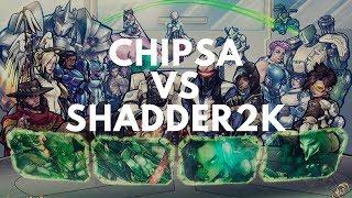 Overwatch Best 1vs 1 Of 2018 - Chipsa Vs Shadder2k -