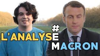 MACRON, SES VIDÉOS JEUNES ET DYNAMIQUES : L'ANALYSE de MisterJDay thumbnail