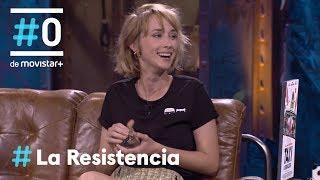 LA RESISTENCIA - Ingrid Toro-Jonsson, invitada platino   #LaResistencia 12.03.2019
