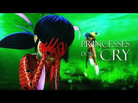 Download Princesses Don't Cry - Marinette/Ladybug