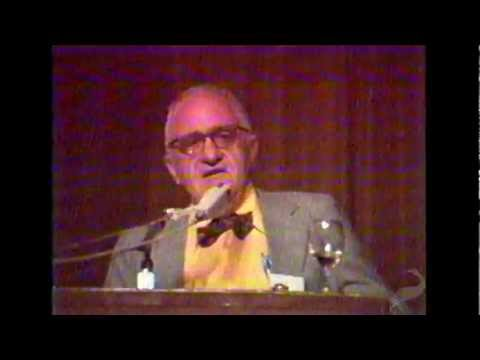 Murray Rothbard: Six Stages of the Libertarian Movement