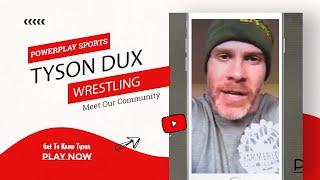 """Tyson """"Dux"""" Moody"""
