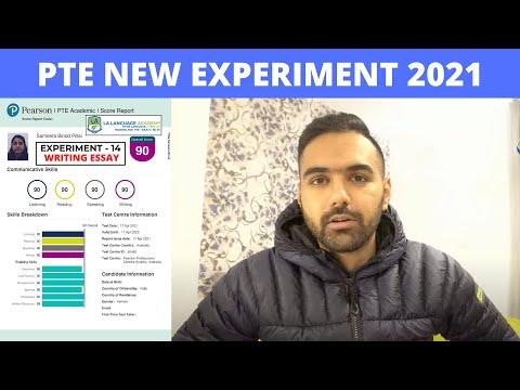 PTE New Experiment 2021 | Writing Essay | LA Language Academy