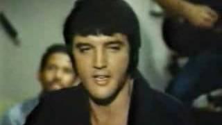 ELVIS PRESLEY   1970   Rubberneckin' Great video