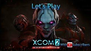Xcom 2 War Of The Chosen With Subscribers #41 (Last Chosen 2/2)