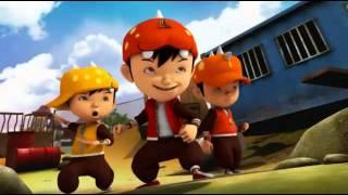 Gambar cover Boboi Boy Lagu Tema Original  - YouTube.flv