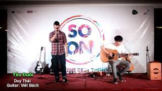 [SO ON] YẾU ĐUỐI - FU Guitar Club & FTU Guitar Club