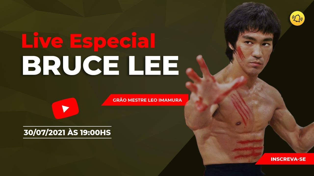 Live Especial Bruce Lee