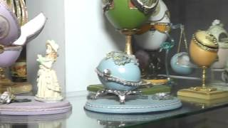 NANCY SORIA - Coleccionista de Muñecas de Porcelana