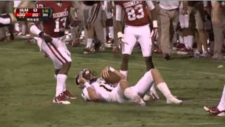 Oklahoma Sooners vs Louisiana Monroe Warhawks Football Highlights  8/31/13