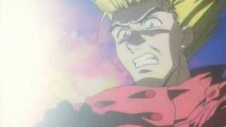 AMV - Trigun - Vash vs Knives - Linkin Park - Numb