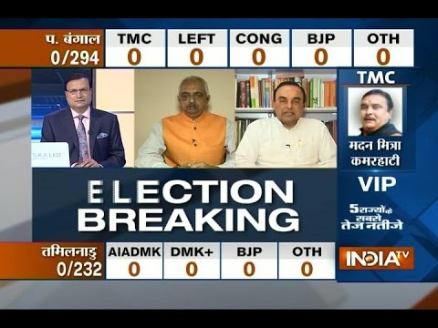West Bengal Assembly Elections Results 2016: Close Fight Between TMC and Left