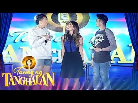 Drama sa Tanghalan: The girl in Vhong