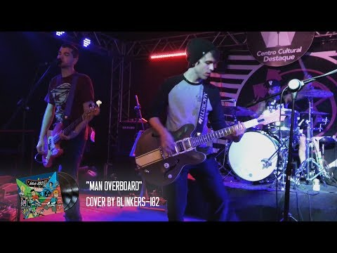blink-182 - Man Overboard (cover by blinkers-182)