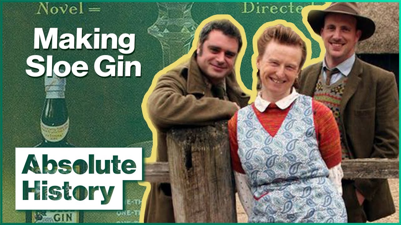 Download How Sloe Gin Was Made In 1910 | Edwardian Farm EP3 | Absolute History
