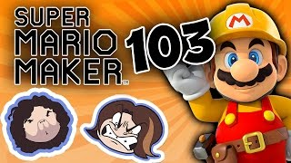 Super Mario Maker: Chowin' Down - PART 103 - Game Grumps