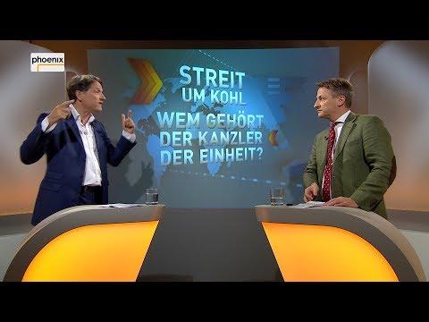 """Augstein und Blome vom 23.06.2017:  """"STREIT UM KOHL - WEM GEHÖRT DER KANZLER DER EINHEIT?"""""""