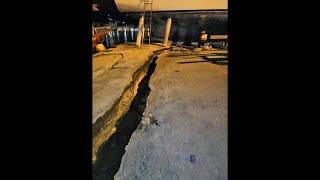 Terremoto a Zante. Allerta nel sud Italia
