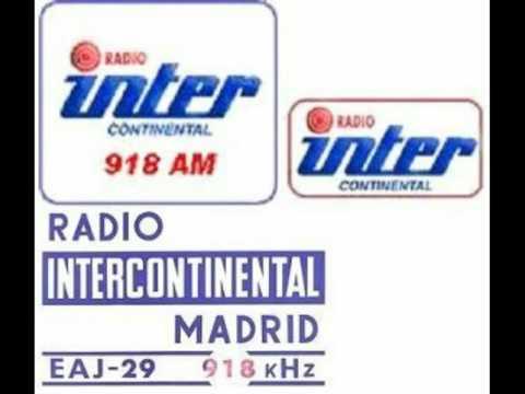 RADIO INTERCONTINENTAL DE MADRID 918 KHZ, (Recopilación jingles y audios)