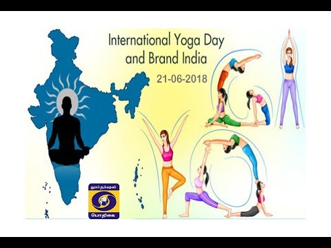 YOGA PUBLIC DEMONSTRATION 21-06-2018