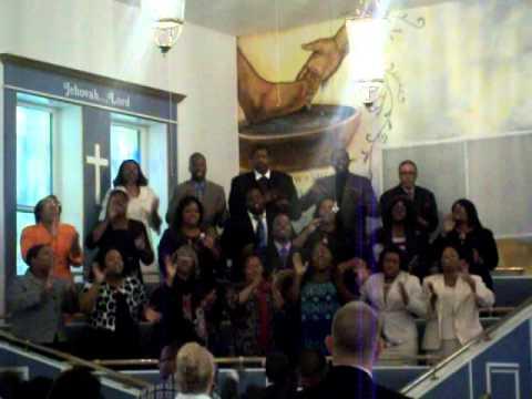 Grace Apostolic Church singing @ OCT in Nash  TN