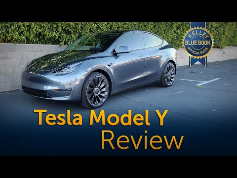 Tesla Model Y   Review & Road Test
