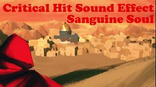 Critical Hit Sound Effects