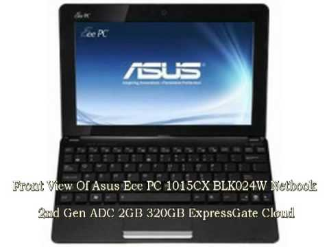 ASUS EEE PC 1215T NETBOOK EXPRESSGATE CLOUD OS DRIVERS FOR WINDOWS 10