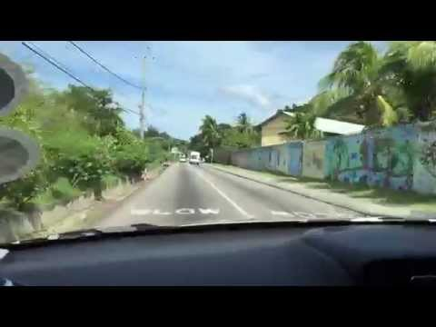 MAHE, SEYCHELLES 1.5:  the roads of Mahé