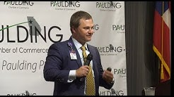 Georgia Power Luncheon ft. John Kueven - President, WellStar Paulding Hospital